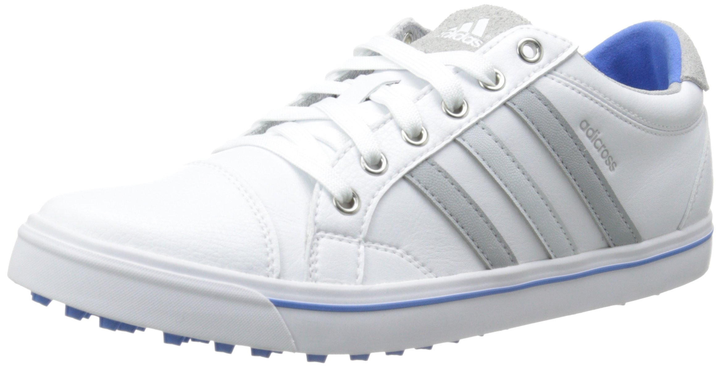 adidas Women's W Adicross IV Golf Shoe, FTW White/Clearonix, 9 M US