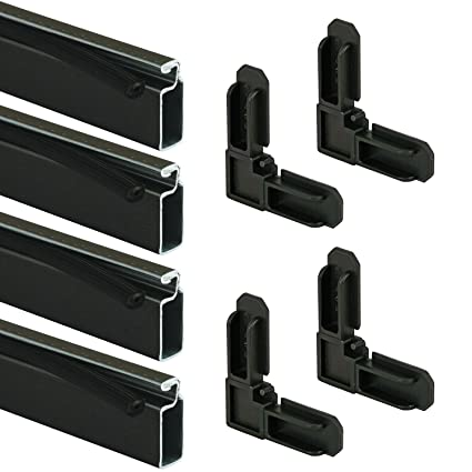 Prime-Line PL 7807 Screen Frame Kit, 5/16 in. x 3/4 in. x 48 in ...