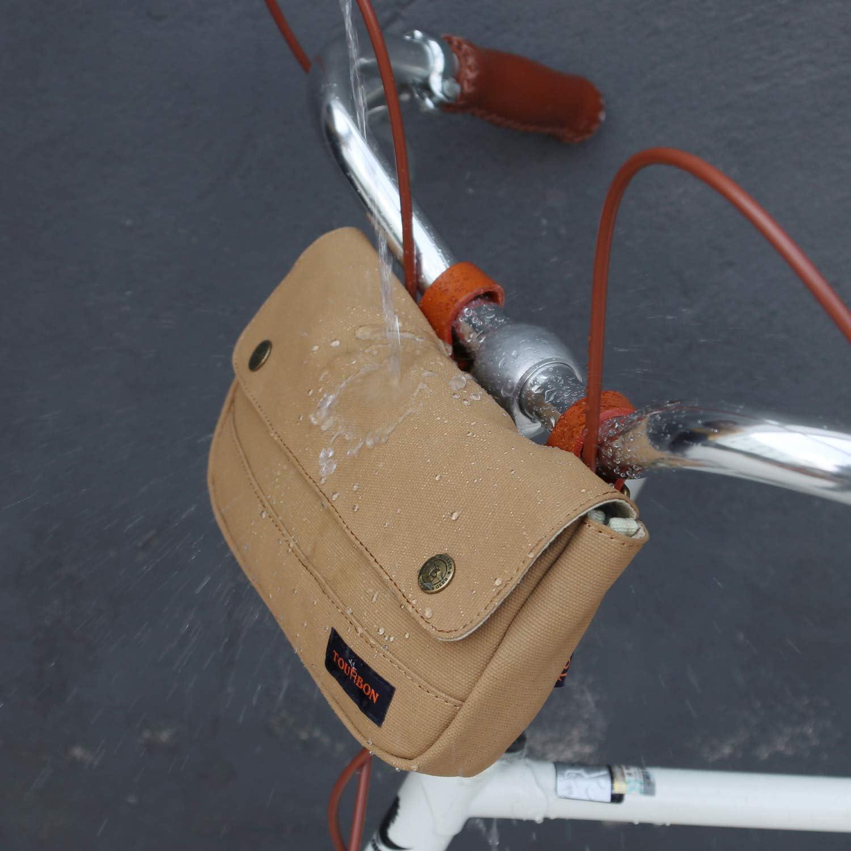 Tourbon Manillar de la Bicicleta Bolsa Delantera para Bicicleta/ /Alforjas para Bicicleta