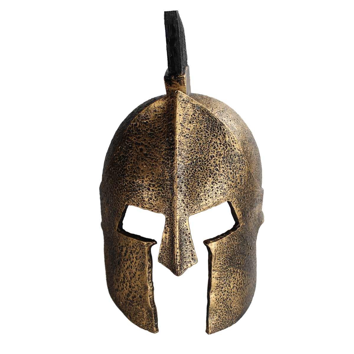 Casco para disfraz de espartano como decoración unidades): Amazon ...