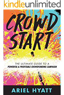 Amazon cyber pr for musicians tools tricks tactics for crowdstart the ultimate guide to a powerful and profitable crowdfunding campaign fandeluxe Choice Image