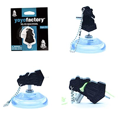 YoYoFactory YoyofactoryYA-021 Multi-Tool: Toys & Games