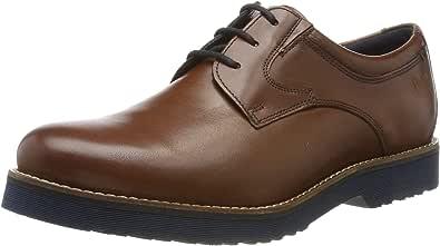 Sioux Encanio-705, Zapatos de Cordones Derby Hombre