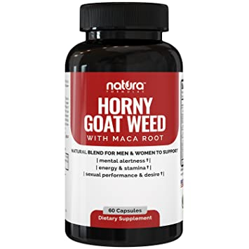 horny goat weed and high blood pressure