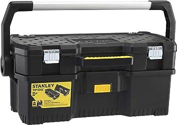 Stanley Caja con maleta para herramientas eléctricas 24