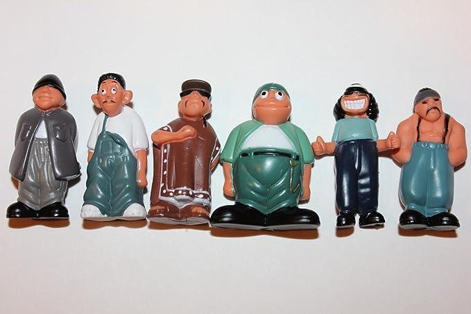 "DOUBLE O G Homies Series 8 Figurine ~2/"" tall New Loose Fig"