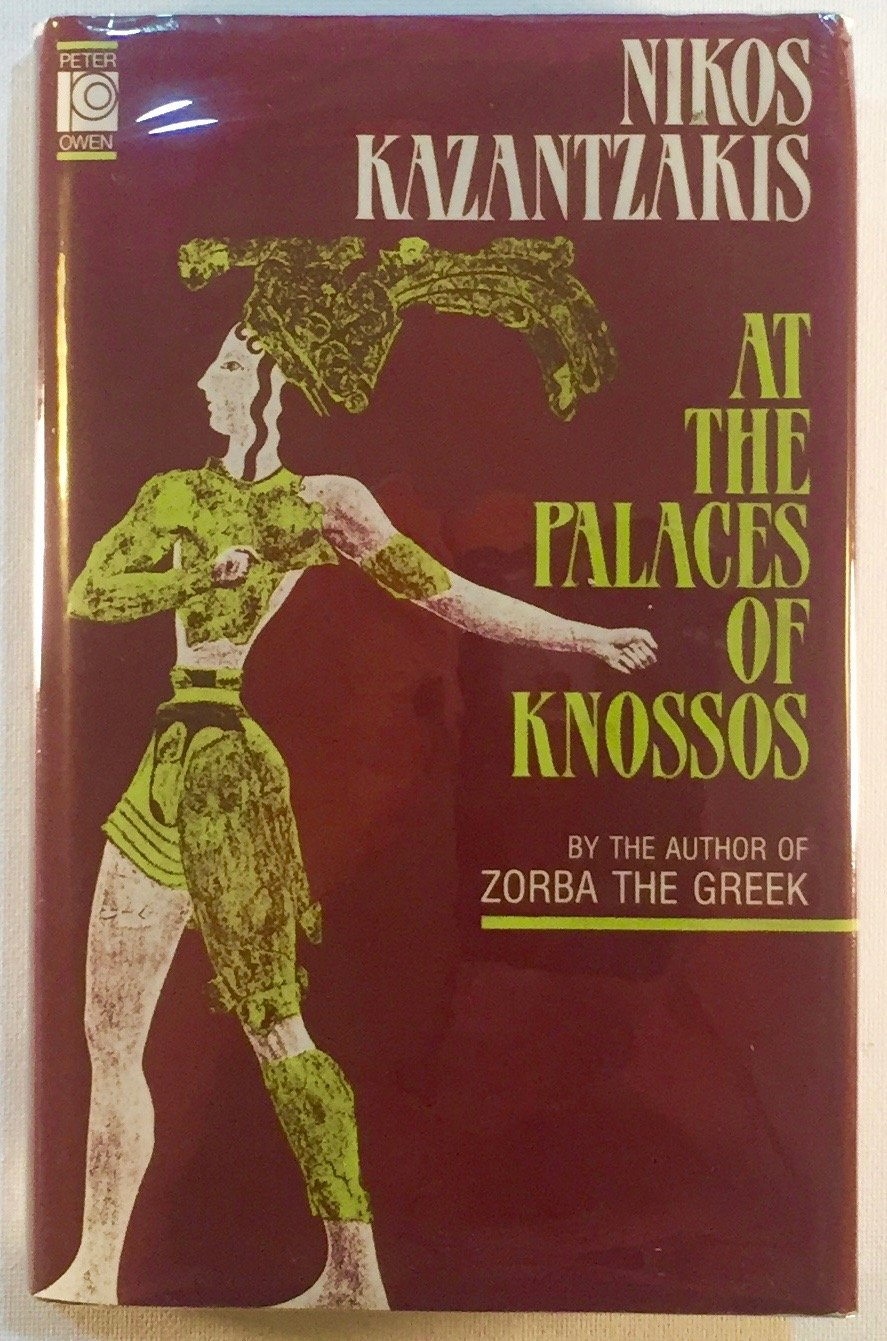 At the Palaces of Knossos: A Novel