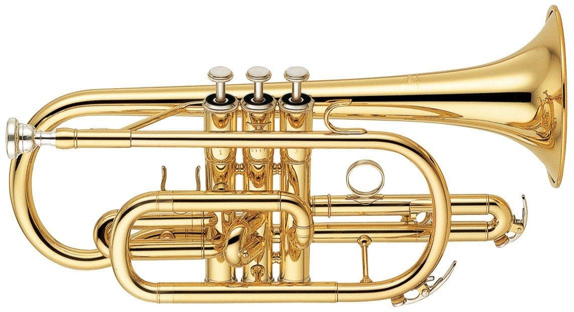 CORNETA - Yamaha (YCR/2330) Corneta de Estudio Dorada