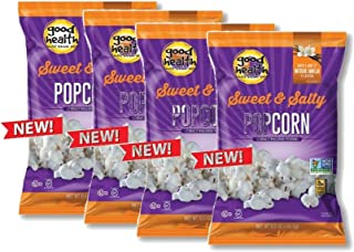 product image for Good Health Sour Cream & Onion or Sweet & Salty Popcorn- Certified Non GMO and Gluten Free (Sweet & Salty)