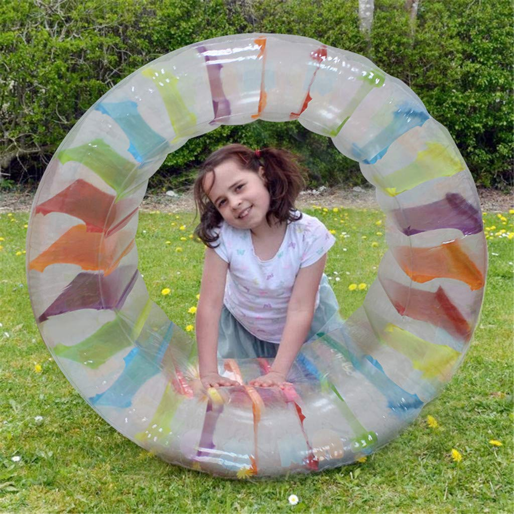 Amazon.com: Binory - Rueda gigante inflable para verano ...