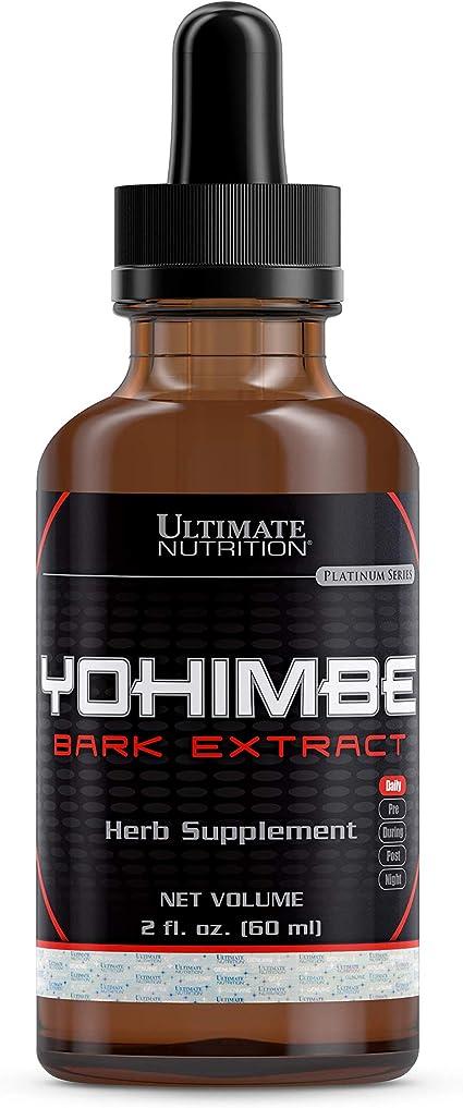 yohimbe fat burning