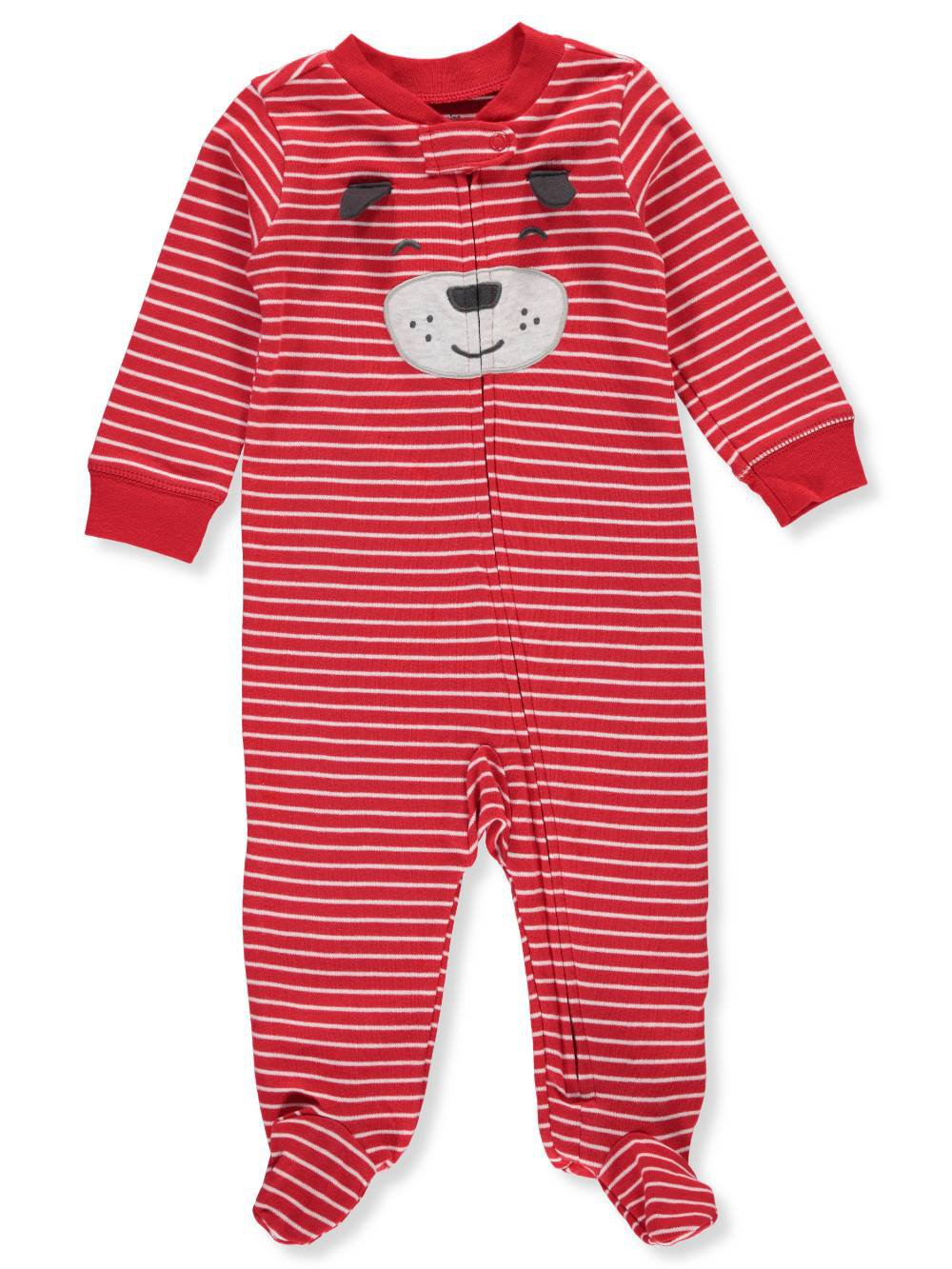 Carter's Baby Boys' Cotton Zip-up Sleep N Play