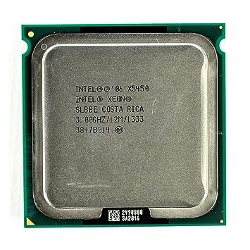 Intel Xeon X5450 Quad-Core 3 00GHz 12MB 1333MHz LGA 771 SLBBE CPU Processor