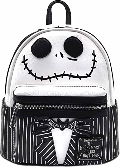 best prices beauty release date: Amazon.com | Loungefly Nightmare Before Christmas Jack Mini ...