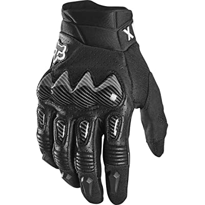 2020 Fox Racing Bomber Gloves-Black-L: Fox Racing: Automotive