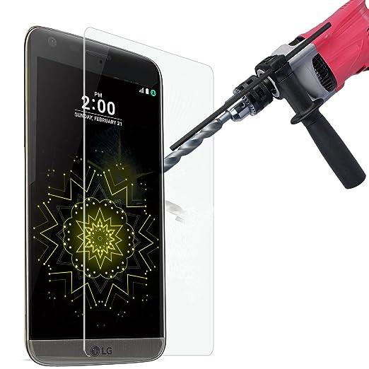 2 opinioni per LG G5 4G/LTE Pellicola Protettiva ultraresistente in Vetro Temperato 9H premium-
