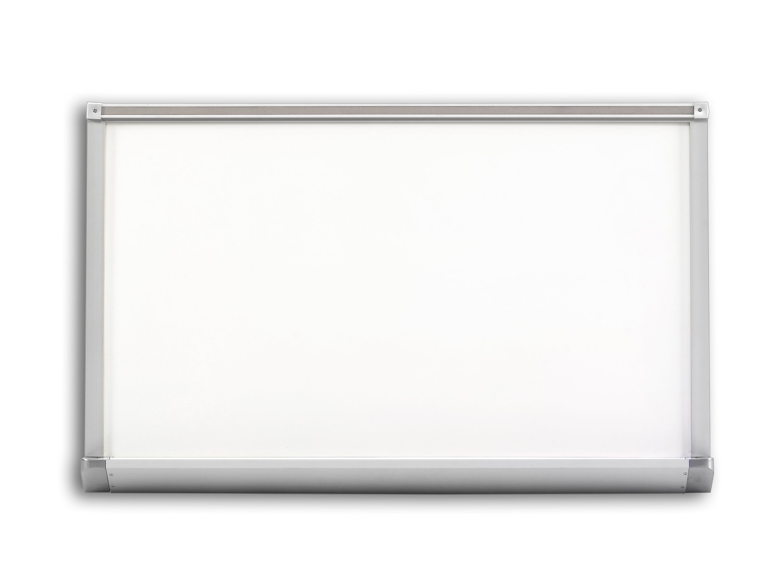 Marsh Industries Pro-Lite Markerboard, White, 120 x 48