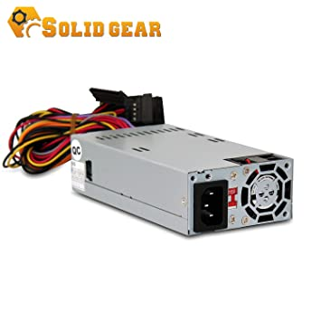 Amazon.com: Solid Gear SDGR-FLEX220 220W Mini-ITX / FLEX ATX Power ...