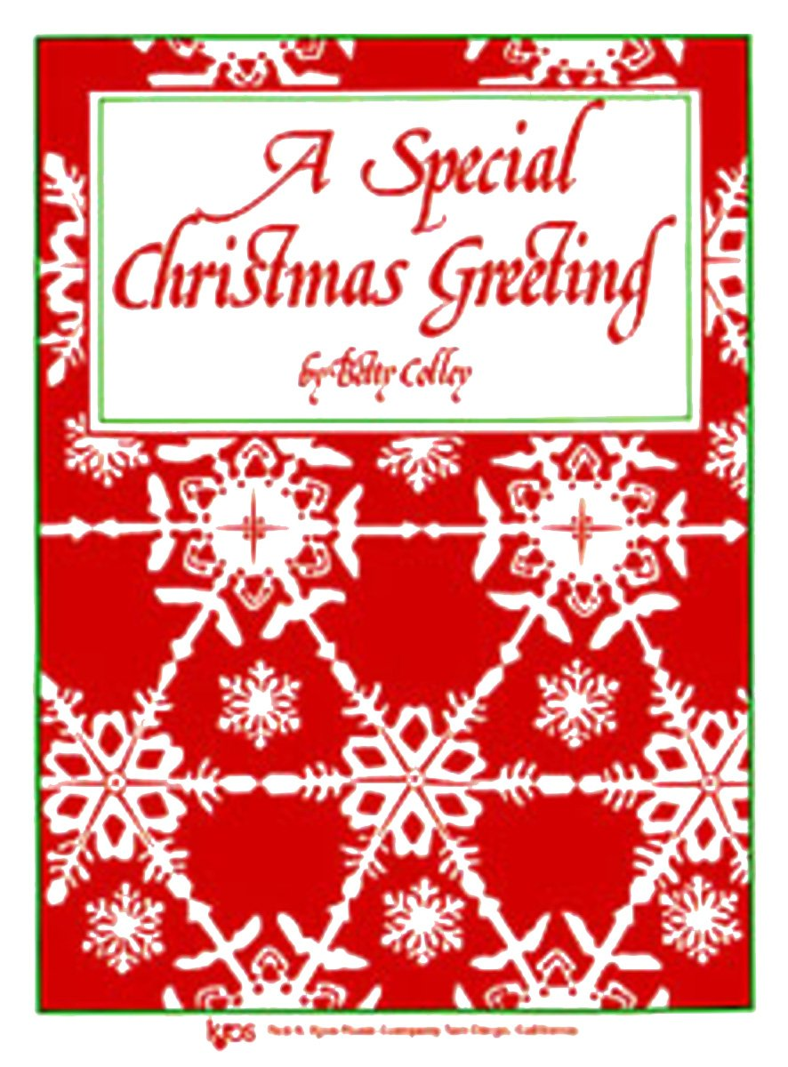 Download WP121 - A Special Christmas Greeting ebook