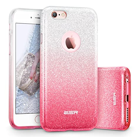 coque silicone rose iphone 6