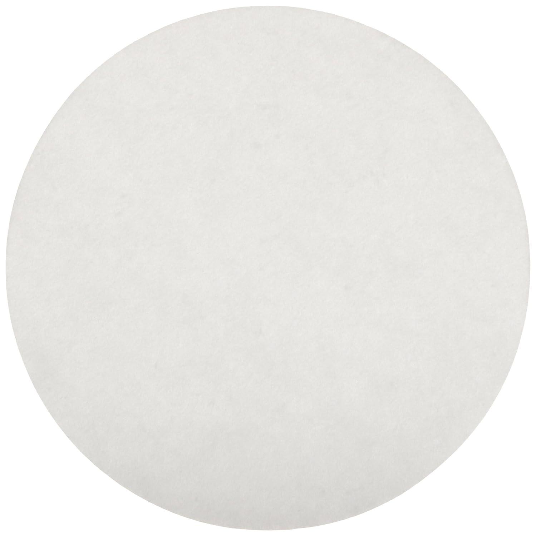 Pack of 100 Medium Flow Ahlstrom 0750-0210 Quantitative Filter Paper Grade 75 2 Micron 2.1cm Diameter