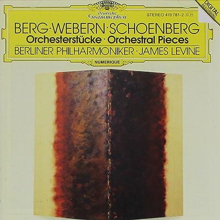 Orchesterstücke: Levine,Berliner Philh.: Amazon.it: Musica