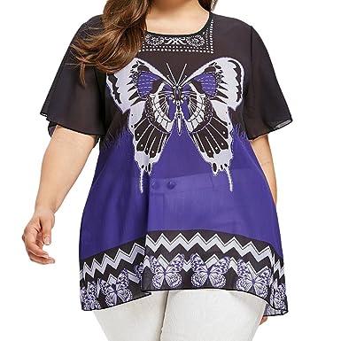 Amazon com: Respctful✿Women Plus Size Clothing,Summer Short Sleeve