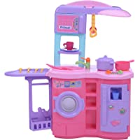 Prinsel Playset Cook'n Play Electronic, Color Rosa