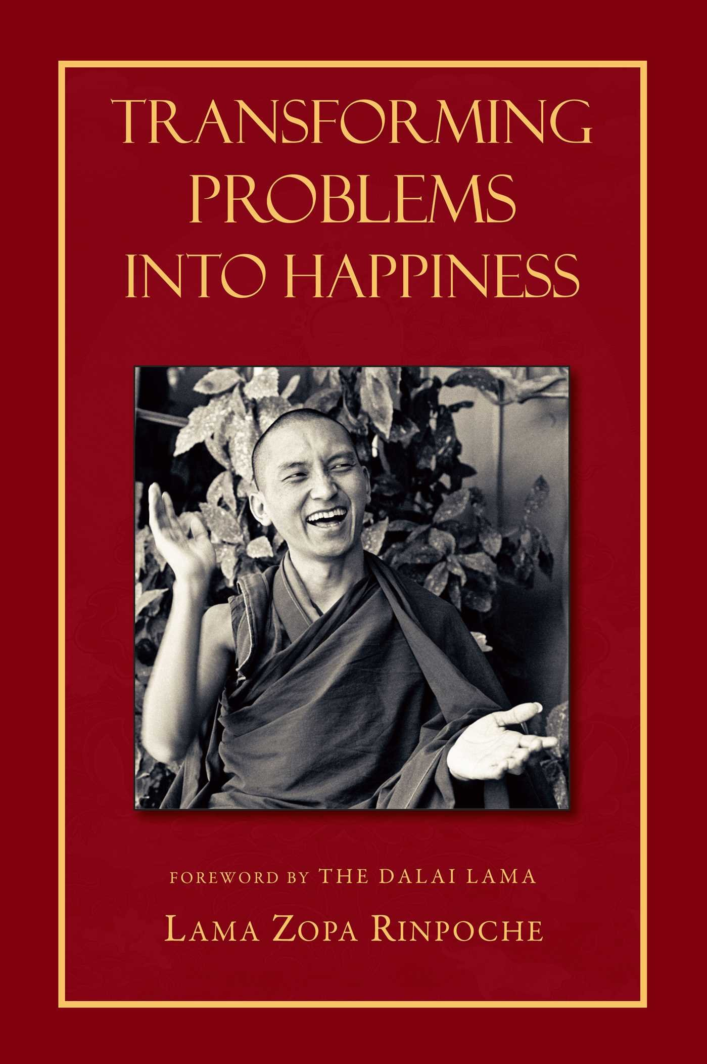 Read Online Transforming Problems into Happiness ebook