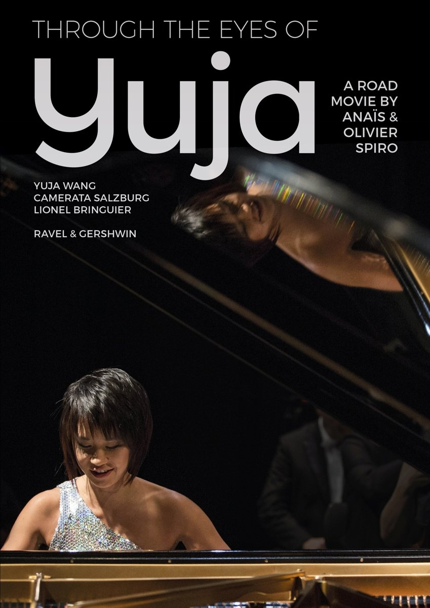 DVD : Through The Eyes Of Yuja (DVD)