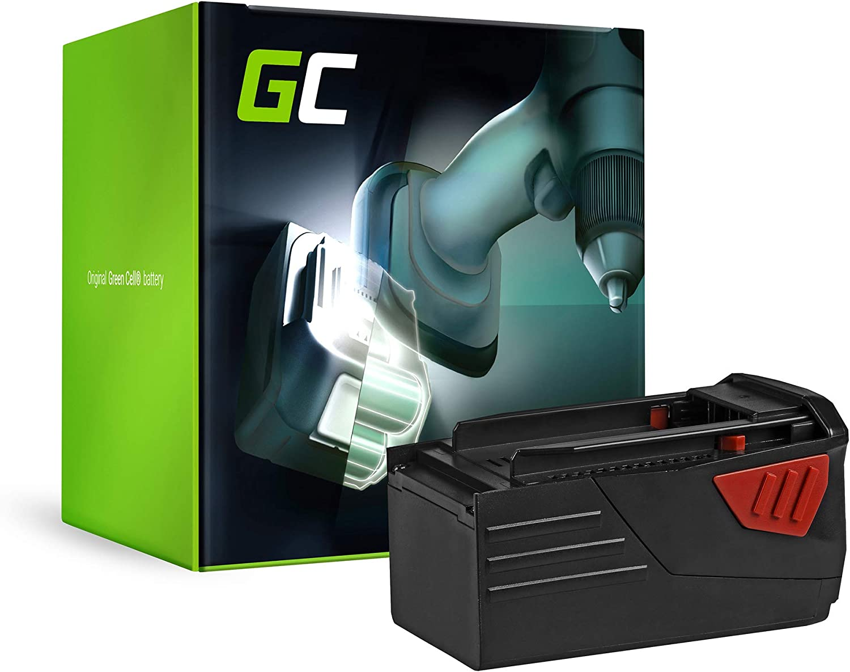 GC® (3Ah 36V Li-Ion celdas) 2203932 418009 Batería para Hilti TE6A TE 6-A Li de Herramienta Eléctrica