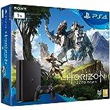 PlayStation 4 (PS4) - Consola de 1 TB + Horizon Zero Dawn, color negro