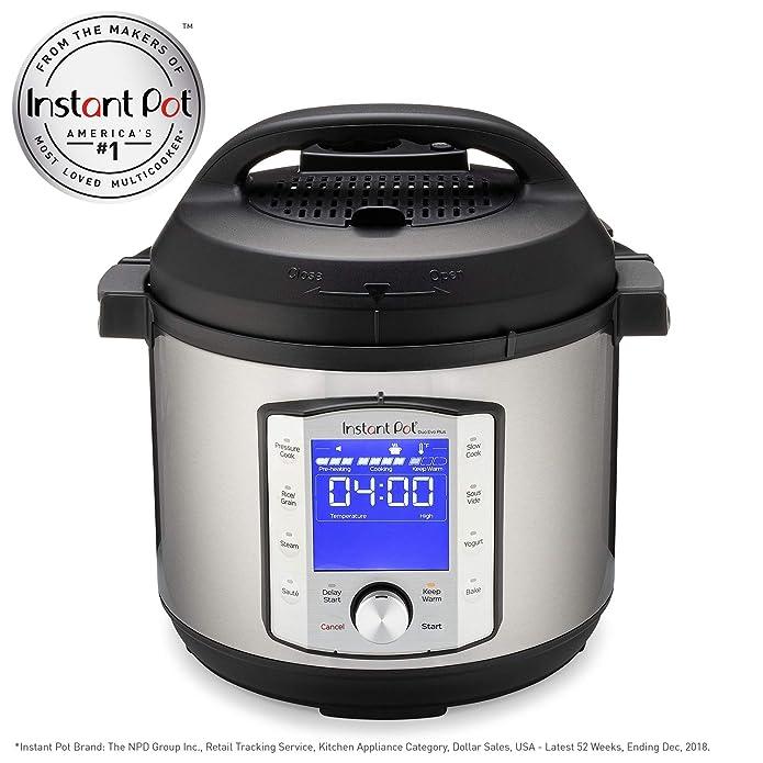 Instant Pot 6qt Duo Evo Plus Multi-Use Pressure Cooker