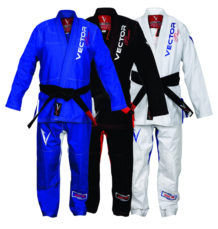 Brasilianisch Jiu Jitsu BJJ Gi Ultra Stark Flamma Serie Sanforisiert mit Gürtel B06XZQFRYP Herren Trend