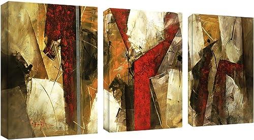 Abstract IX Canvas Wall Art