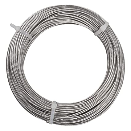 Yeexue Stainless Steel Aircraft Wire Rope Cable For Railing, Decking ...