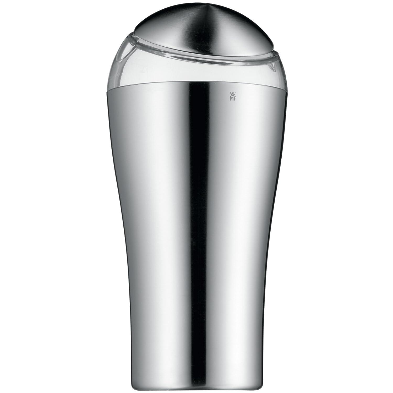 WMF Shaker-Set 3-teilig Shaker Sieb Deckel Loft Cromargan Edelstahl rostfrei mattiert spülmaschinengeeignet 0613546030