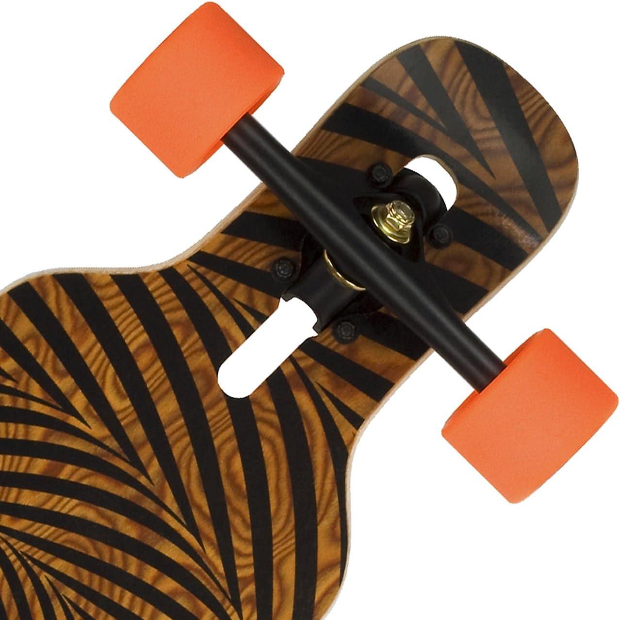 Loaded Boards Tan Tien Bamboo Longboard - 4