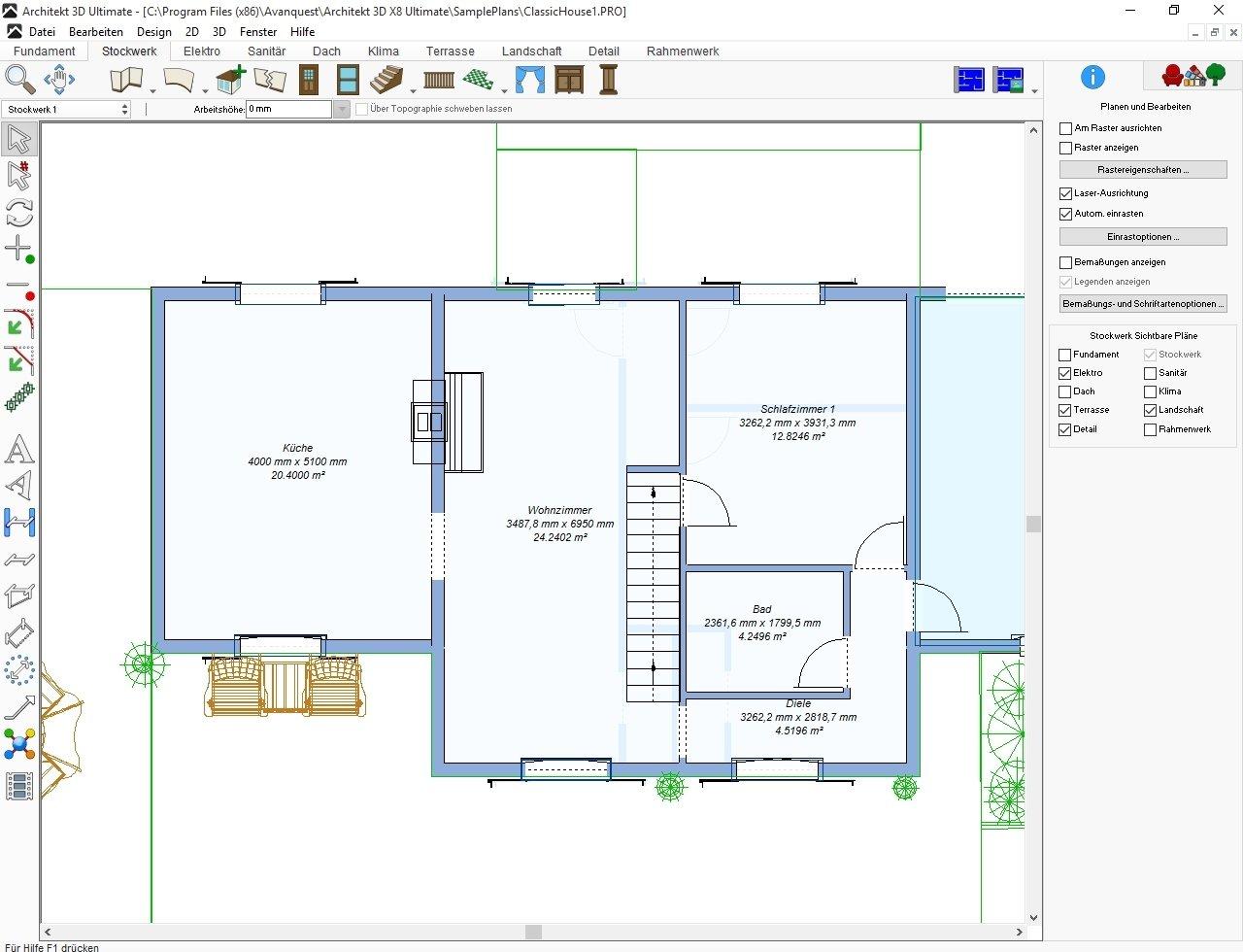 Architekt 3D X8 Ultimate: Amazon.de: Software