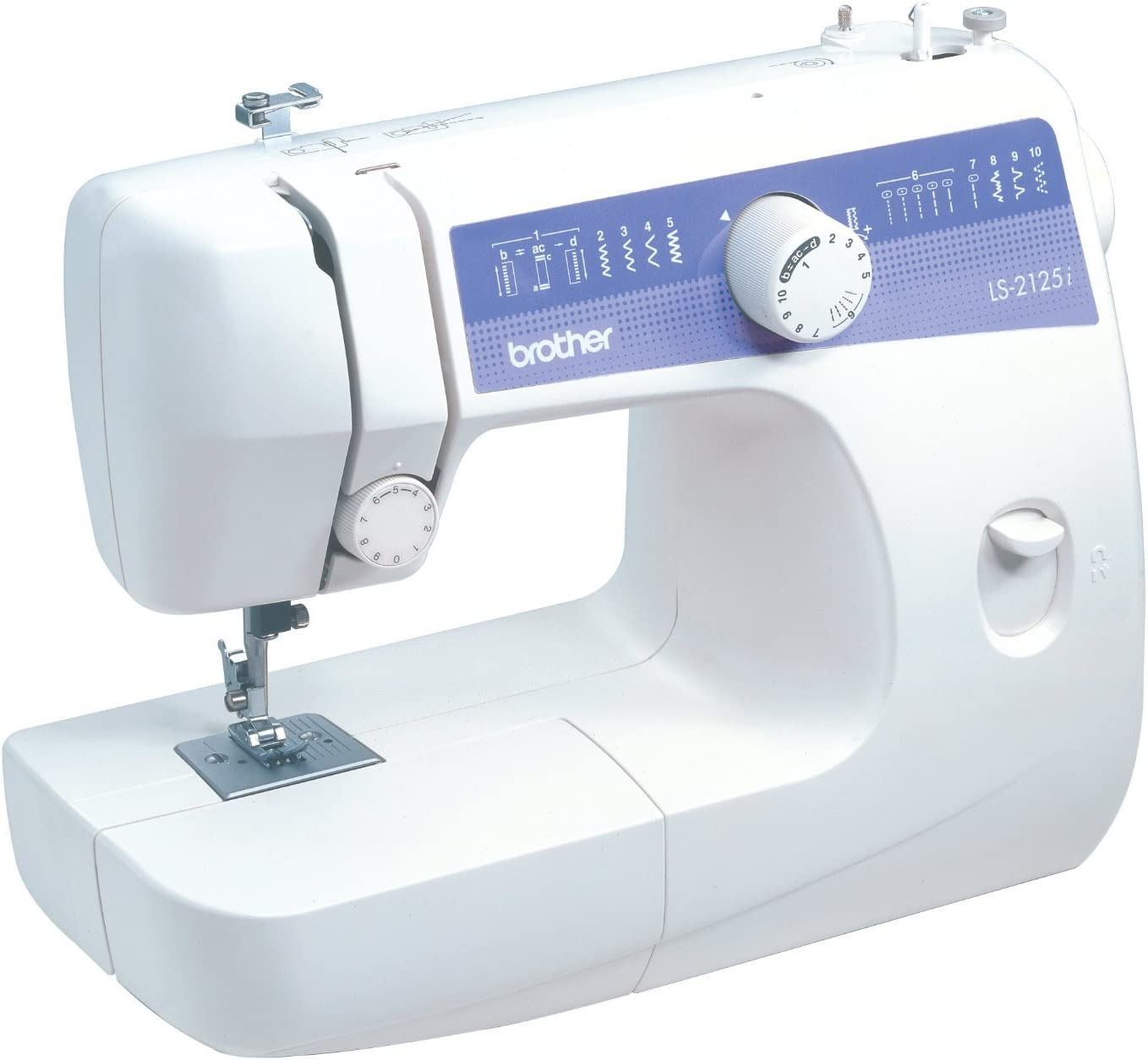 Brother LS2125I 10-Stitch Free-Arm Sewing Machine