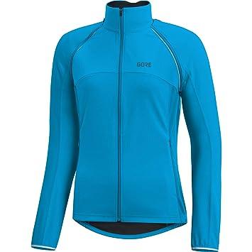 Gore Wear, Mujer, Chaqueta Cortavientos de Ciclismo, Mangas Desmontables, Gore C3 Women Gore Windstopper Phantom Zip-Off Jacket, 100191: Amazon.es: Deportes ...