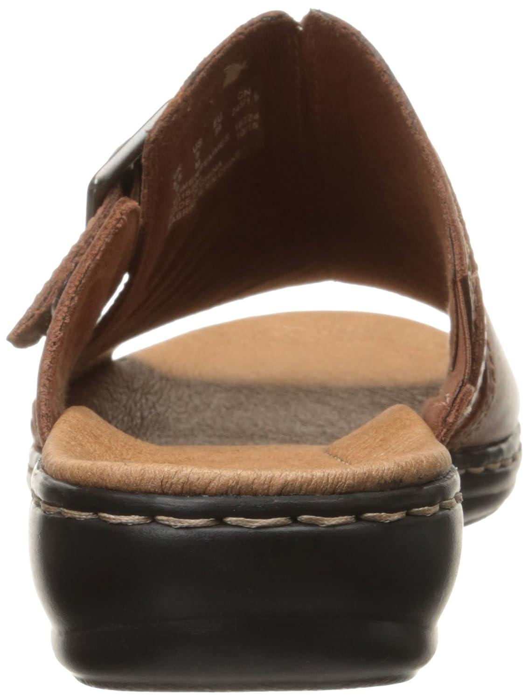 e06718394018 CLARKS Dámské ležérní 19990 sandále Gianna Leisa Gianna ležérní Opálení  66b7ea7