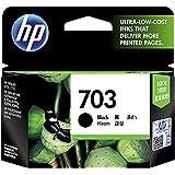 HP 703 Black Ink Cartridge CD887A