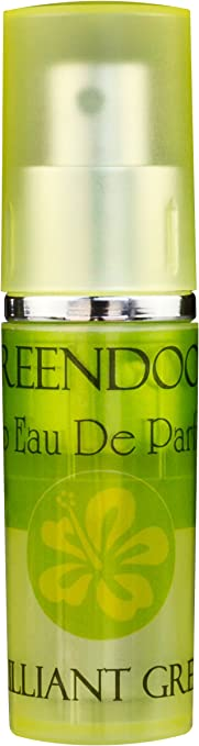 Greendoor Eau de Parfum EdP Brilliant Green 50ml, vegan, Bio