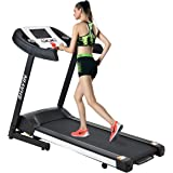 Treadmill Home Fitness Training Equipment Electric Running Jogging Machine Folding Treadmill(US Stock) …