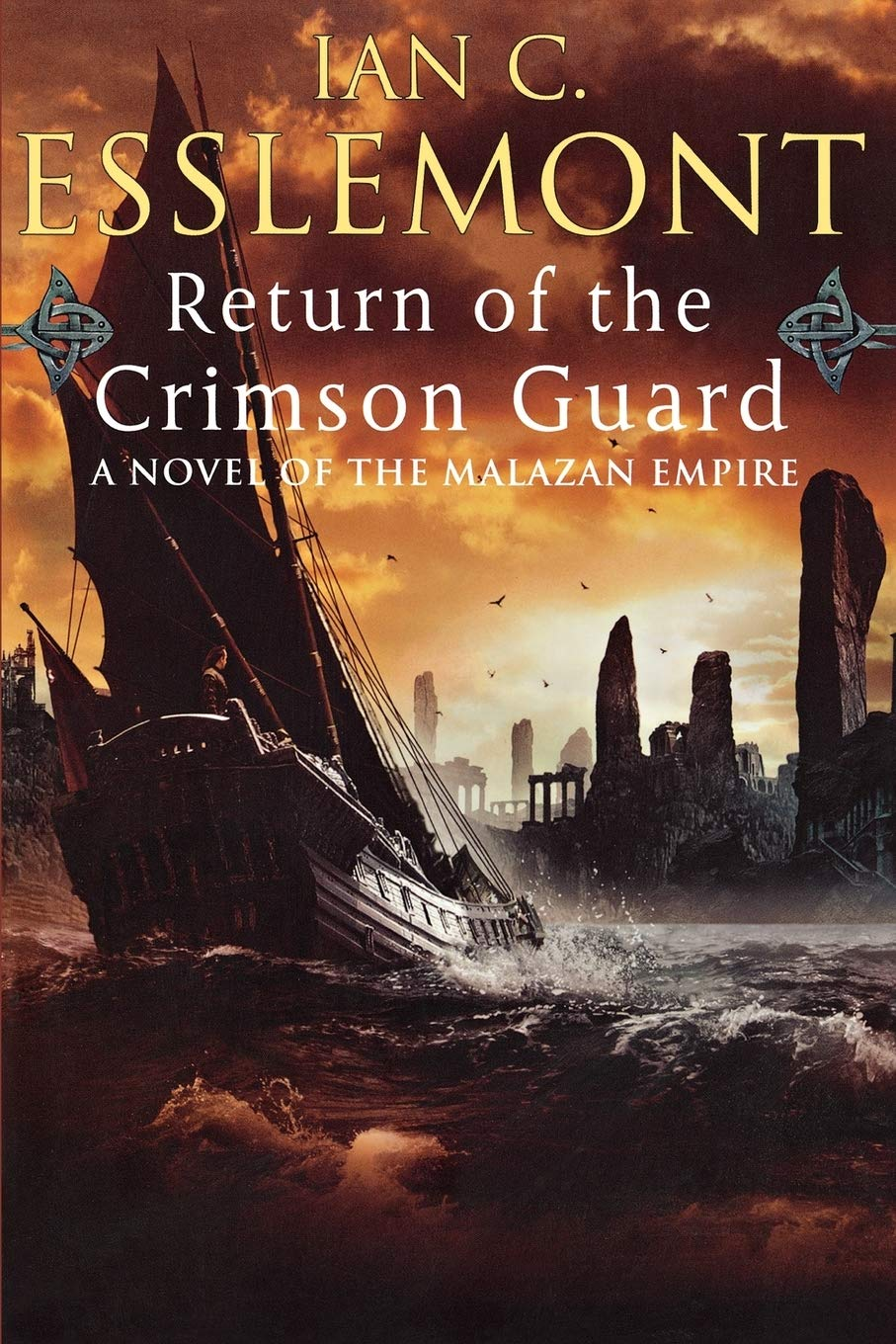 malazan book of the fallen books