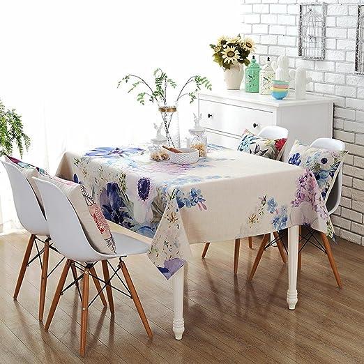 Luziang Manteles,sábanas de algodón manteles de té hogar ...
