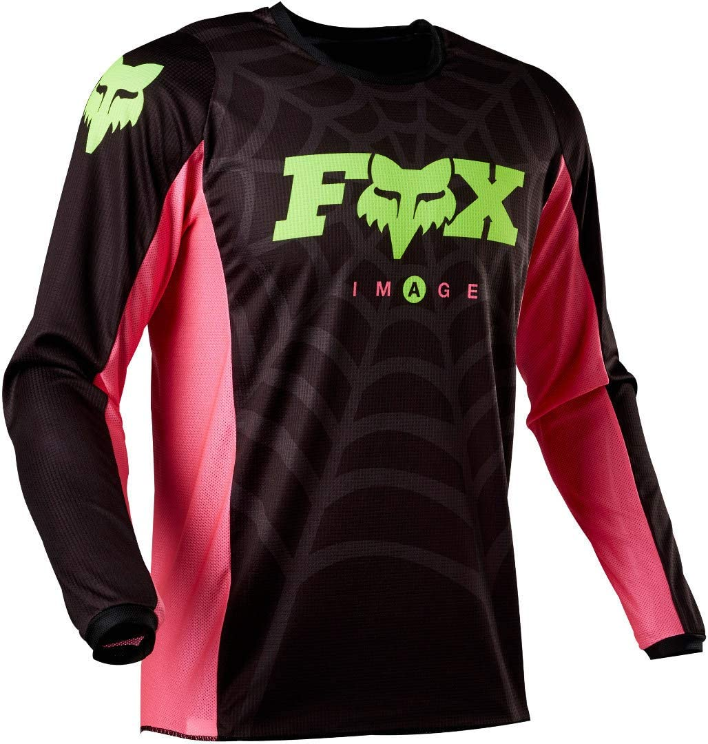 Fox Racing 2020 180 Jersey Venin LE Black Medium