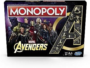 Hasbro Gaming Monopoly Avengers
