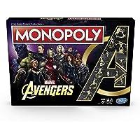 Hasbro Gaming - Monopoly Avengers